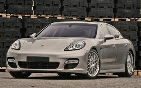 Picture Porsche, Panamera, car, metallic