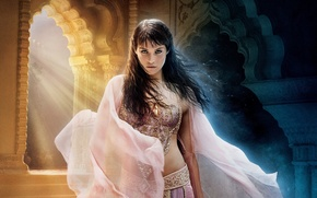 Wallpaper beauty, arch, Prince of Persia, Palace, Prince Of Persia, the sun's rays, the movie, The ...