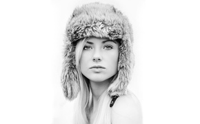 Picture background, hat, portrait, hat