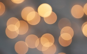 Picture lights, texture, bokeh