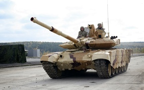 Wallpaper T-90CM, Tank, UVZ, Russia, T-90, Arms EXPO 2013
