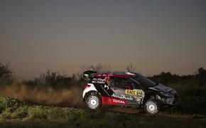 Picture Citroen, DS3, WRC, Rally, Khalid Al Qassimi