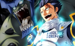 Picture demon, game, monster, armor, anime, man, evil, asian, freezing, Ice, manga, cold, japanese, Fairy Tail, …