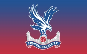 Picture wallpaper, sport, logo, football, England, Crystal Palace FC