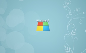Wallpaper abstract, windows, microsoft, windows 8