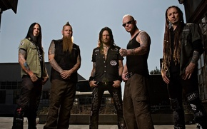 Picture metal, metal, Five Finger Death Punch, 5FDP, FFDP, 5 Finger Death Punch, Groove metal