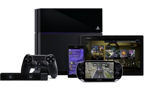 Picture game, PS4, tablet, Playstation, hi-tech, oriental, console, asiatic, PSV, asian, PS Vita, Sony, Cracking, cell ...