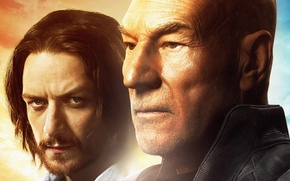 Picture James McAvoy, Patrick Stewart, Charles Xavier, X-men: Days of future past, X-Men: Days of Future ...
