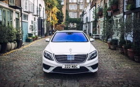 Picture Mercedes, AMG, S63