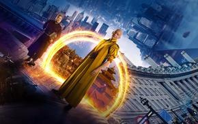 Picture Marvel Comics, The Ancient One, Doctor Strange, Tilda Swinton, Doctor Strange