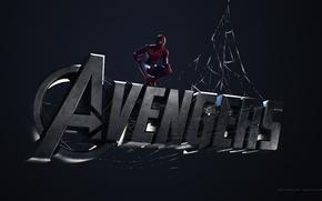 Picture spider man, web, avengers, captain america:civil war