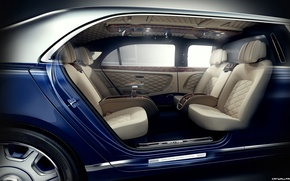 Picture car, bentley, auto, big, super, new, luxury, limusine