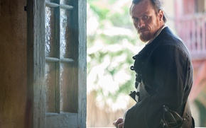Wallpaper James Flint, Toby Stephens, Black sails, Black Sails