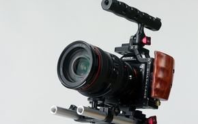 Picture lens, Sony, the camera