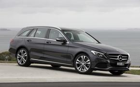 Picture Mercedes-Benz, Mercedes, C-Class, S205