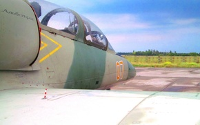 Picture the airfield, Aviation, L-39