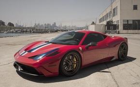 Picture Ferrari, 458, Italia, Speciale