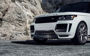 Picture Land Rover, Range Rover, land Rover, range Rover, Vogue, 2015