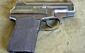 Picture gun, Russian, development, silent, special, domestic, self-loading, PSS, index, TSNIITOCHMASH, rapid-fire, 6П24