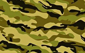 Wallpaper khaki, military, camouflage