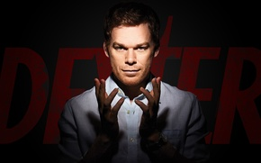 Picture Dexter, the series, actor, Michael Hall, Michael C. Hall