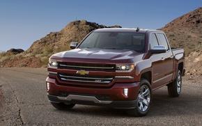 Picture Chevrolet, Chevrolet, Crew Cab, LTZ, Silverado, Z71, 2015, silverado, GMTK2