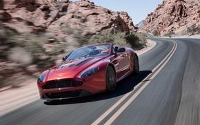 Picture Aston Martin, Vantage, V12, 2015, S-Roadster