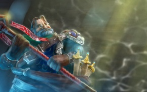 Picture model, Dota 2, Gabe Newell, Gabe Newell
