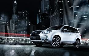 Picture Subaru, Subaru, Forester, crossover, Forester