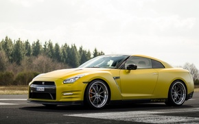 Picture GTR, Nissan, Wheels, Strasse