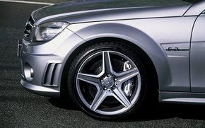 "Picture disc, C 63 AMG sedan in a configuration ""Special series"", 3AMG"