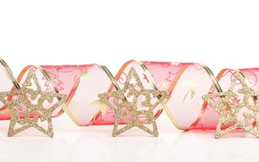 Picture new year, Christmas, christmas, merry christmas, ribbon