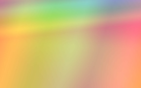 Picture color, yellow, pink, abstraction, texture, palette, softness, paint, rainbow