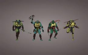 Picture Rafael, TMNT, Raphael, Leonardo, Donatello, Donatello, Leonardo, Michelangelo, Teenage Mutant Ninja Turtles, Michelangelo, teenage mutant …