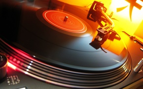 Picture style, music, vinyl
