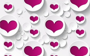 Picture love, background, hearts, design, romantic, hearts, valentines