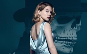 Picture model, actress, blonde, Spectre, Lea Seydoux, Lea Seydoux, 007: RANGE