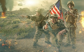 Picture Military, war, battlefield