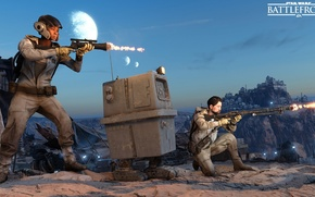 Picture game, DICE, Droid, Tatooine, Rebels, star wars battlefront, Droid Run