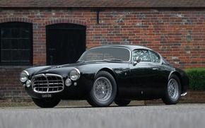 Picture retro, Maserati, beauty, 1954, sports car, Maserati A6G 2000 Frua Berlinetta