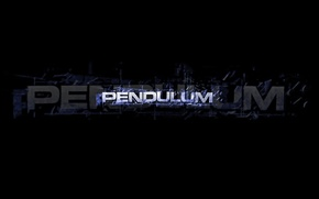 Picture drum and bass, electronic rock, pendulum