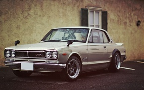 Picture Japan, Machine, Nissan, Desktop, Japan, Nissan, GT-R, Car, Car, 2000, Silver, Style, Skyline, Wallpapers, Beautiful, …