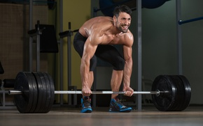 Picture muscles, workout, weight, weightlifting