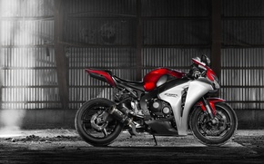 Picture background, tuning, motorcycle, Honda CBR1000RR