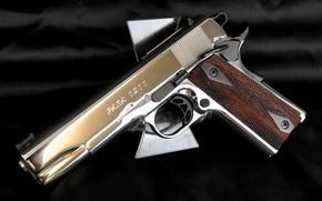 Picture gun, weapons, 1911, self-loading, PARA