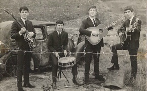 Picture music, The Beatles, legend