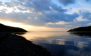 Picture Sunset, Nature, Sea, Landscapes
