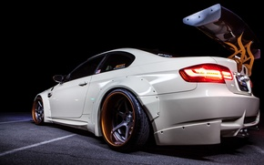 Picture car, auto, tuning, BMW, coupe, tuning, bmw m3