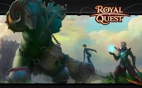 Wallpaper Orc, Katauri Interactive, Royal Quest, MAG