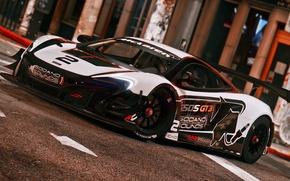 Picture McLaren, GT3, GTA 5, 2016, 650s